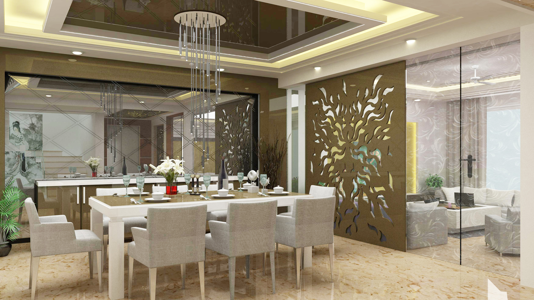 RESIDENCE INTERIORS, NOIDA EXTENSION – RD